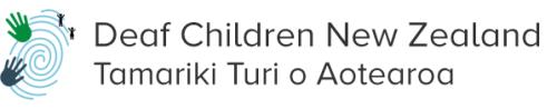 Deaf Children New Zealand Tamariki Turi o Aotearoa